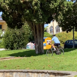Belém em ação – Andar de bicicleta